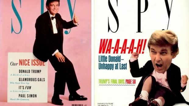 Spy covers