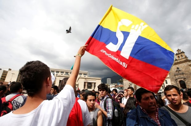 FARC and Colombia Sign Peace Deal