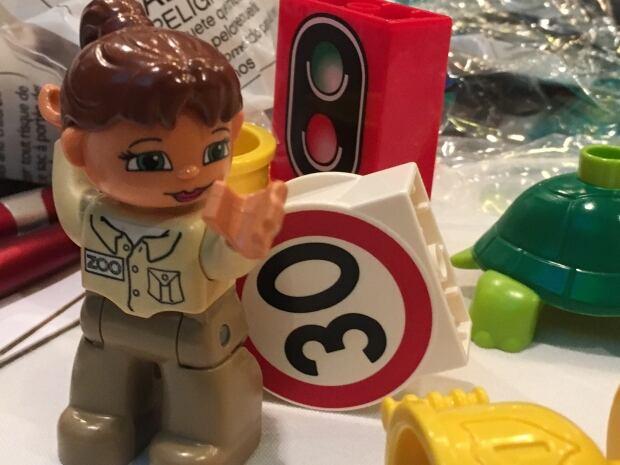 DUPLO LEGO SERIOUS PLAY