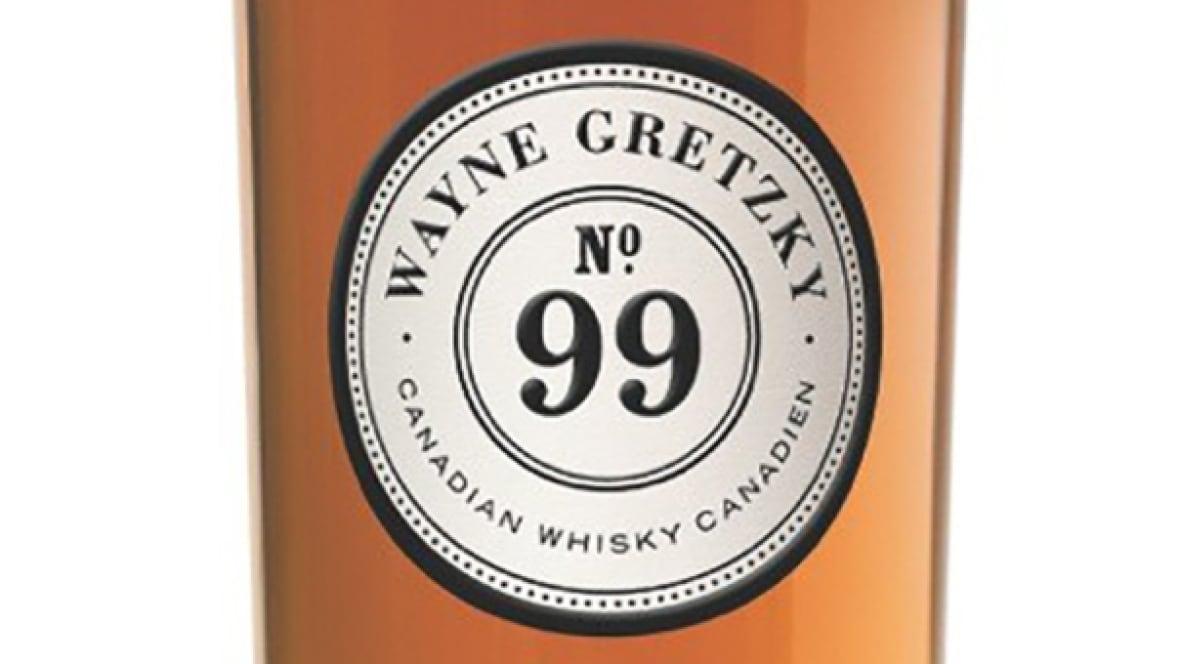 Wayne S Whisky Gretzky Launches Signature Blend Edmonton Cbc News
