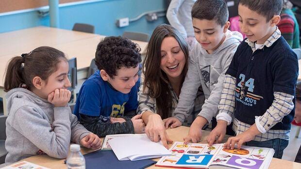 Multiculturalism - School - Syrian Refugee Children