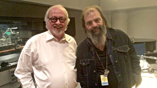 Steve Earle and Michael Enright