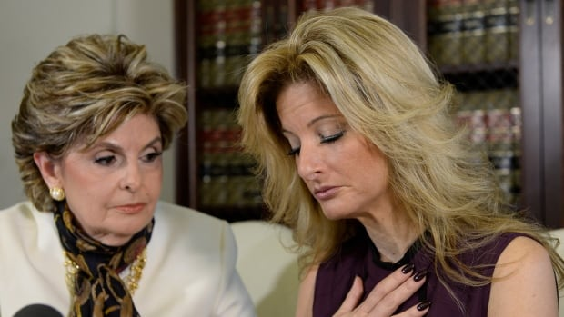 Trump accuser: Cousin who denied claims fired from family restaurant