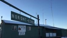 Noront Esker Camp