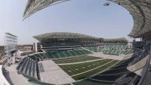 FBO CFL Roughriders Stadium Water 20160930