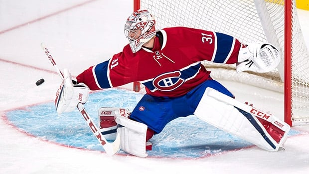 Carey Price Feeling Better But Will Miss Canadiens Home