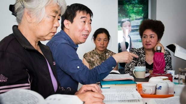 The house church led by Pastor Xu Yonghai from his apartment in a working-class area of Beijing was established in 1989, shortly after the Tiananmen Square democracy protests were crushed by the Chinese military.