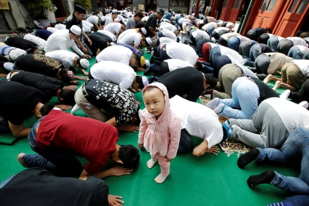 RELIGION-EID/CHINA