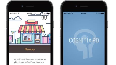 Parkinson's app brings together gaming and health care