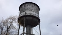 Water tower Kenora