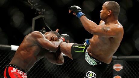UFC 187 Mixed Martial Arts