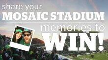 Mosaic Memories Contest