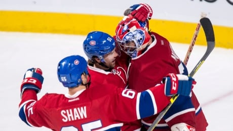 Montoya Shuts Out Penguins, Radulov Scores In Canadiens' Home Opener