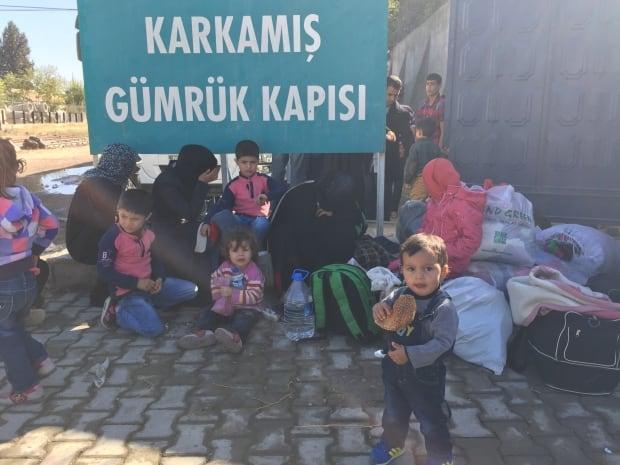 Karkamis Border Crossing