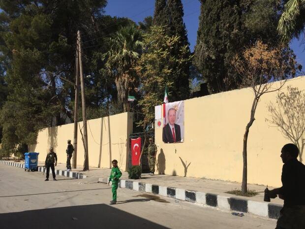 Turkey in Syria