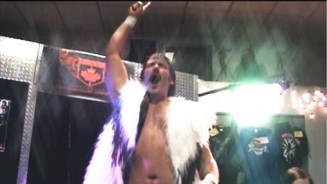 Meet wrestling's fur-clad, beer-swilling 'King of the Yukon'
