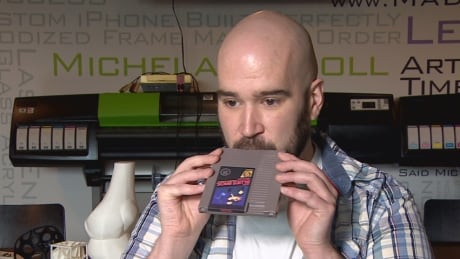 Now you can blow into your Nintendo cartridge and play a tune