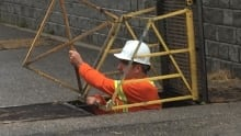 Toronto Hydro power out at Leaside Towers