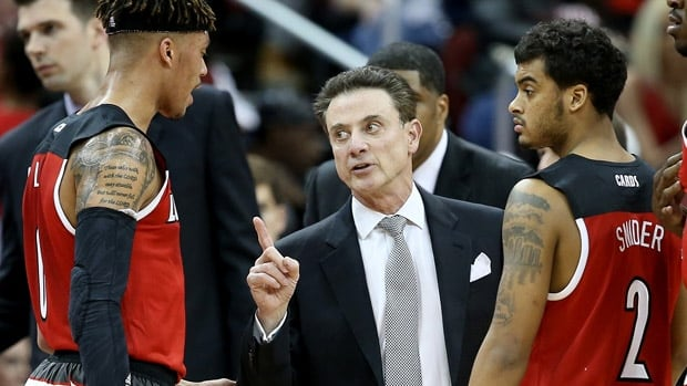 college basketball louisville escort scandal ncaa andre mcgee rick pitino