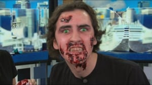Zombie Syndrome infects Vancouver theatre goers