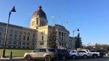 Saskatchewan Legislature fall 2016