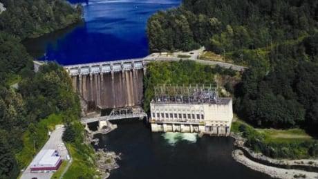 Dam failure a quake risk for Campbell River