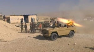 Iraqi army continues offensive in Kirkuk