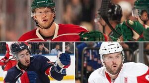 5 NHL players off to fast starts with new teams