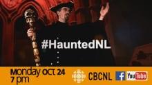 HauntedNL Live