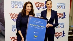 United Nations - Wonder Woman