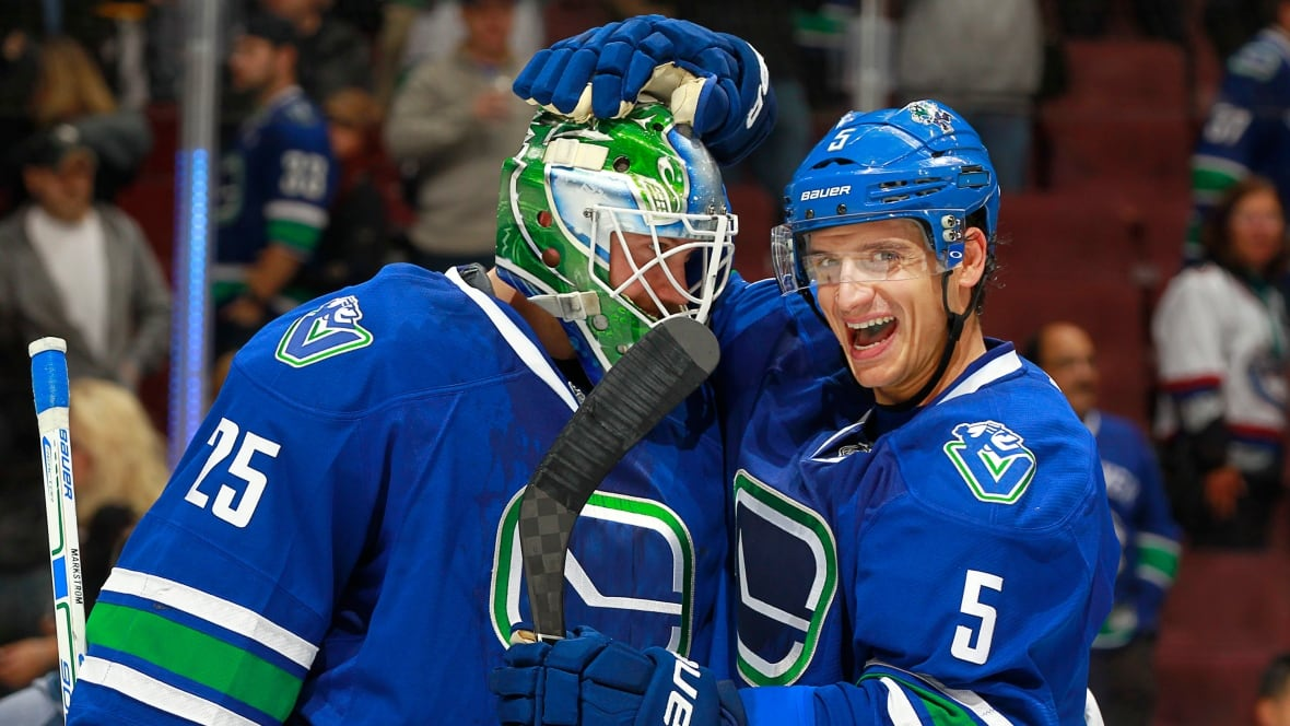 Canucks-vancouver
