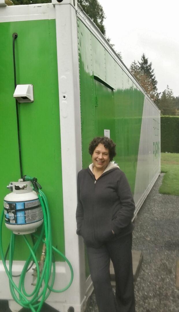 leafy green machine