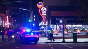 Young man in hospital after stabbing on Granville Street