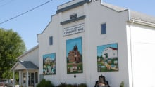 Saltcoats Saskatchewan community hall