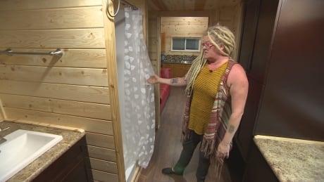 Anita Munn/Co-Owner Mini Homes of Manitoba