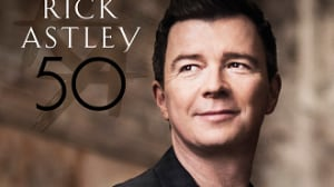 Rick Astley's new album