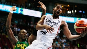 2020 vision: Canada eyes Olympic basketball podium