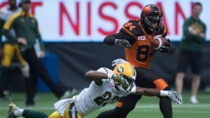 Emmanuel Arceneaux's big night pushes Lions past Eskimos