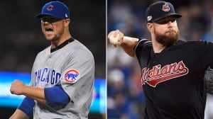 Dueling droughts: Cubs, Indians set to meet in World Series