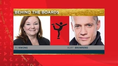 Behind the Boards with Kurt Browning and Pj Kwong
