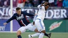 MLS Impact Revolution Soccer