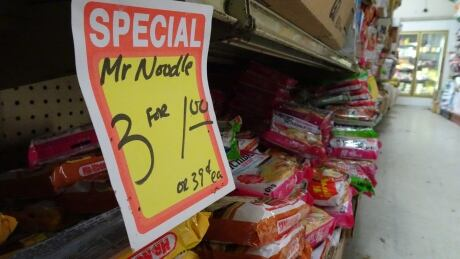 'It's simply not dignified': Welfare Food Challenge highlights hardships of those in need