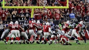 Seahawks, Cardinals tie in of the craziest NFL finishes you will ever see