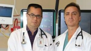 Kym Jim Gustavo nogareda doctors red deer heart attack mortality