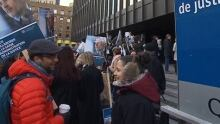 Quebec lawyers and notaries strike