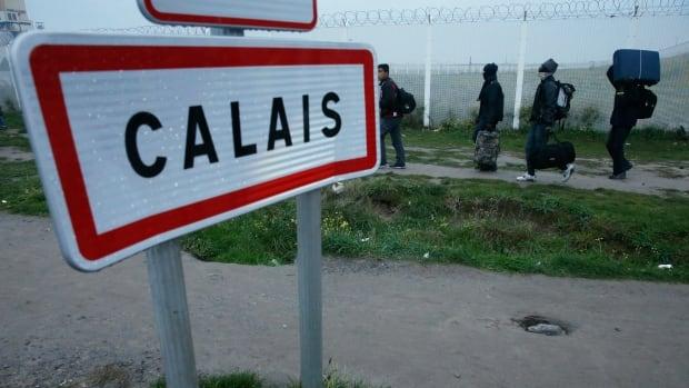 EUROPE-MIGRANTS/CALAIS