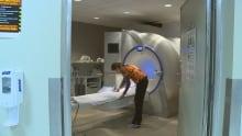 MRI in P.E.I