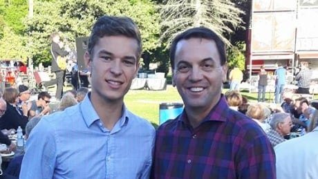 Sam Oosterhoff and Tim Hudak