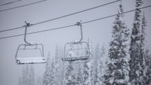 Whistler chairlifts