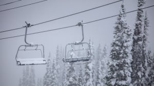 La Niña returns as fall storms dump snow on B.C. ski hills